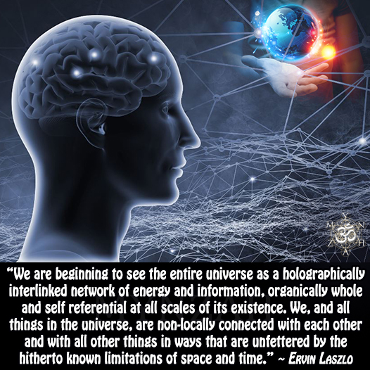 Image result for consciousness is connected